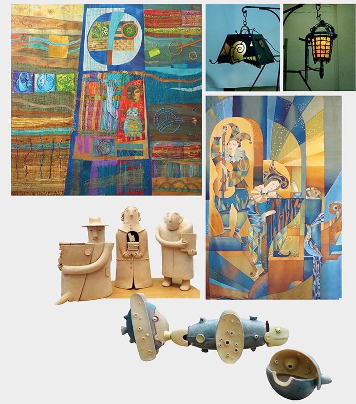 Декоративная мозаика рисунок